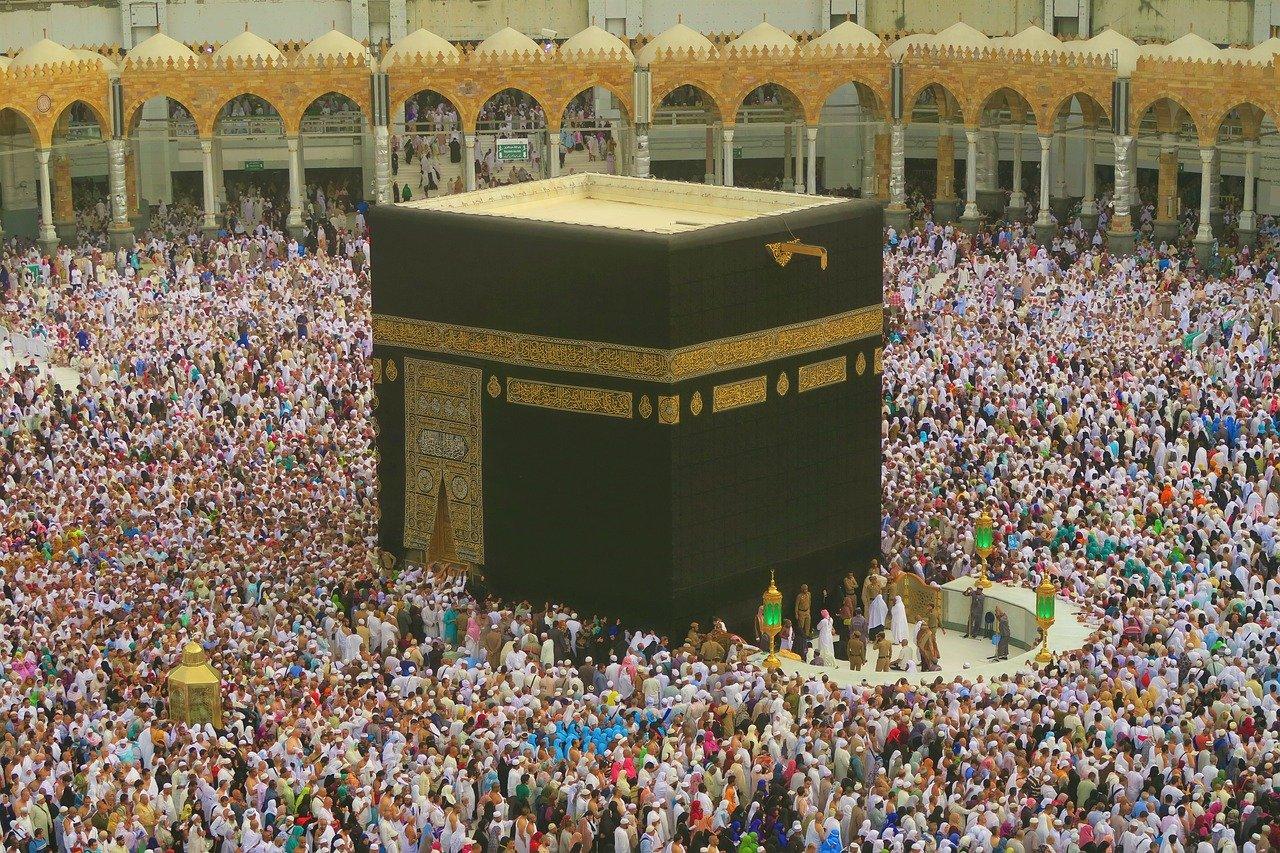 kaaba, islam, the pilgrim's guide